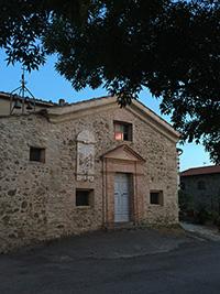 La Chiesa del Madonnino in  Castiglioncello Bandini