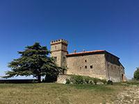 Castiglioncello Bandini, Castiglion del Torto