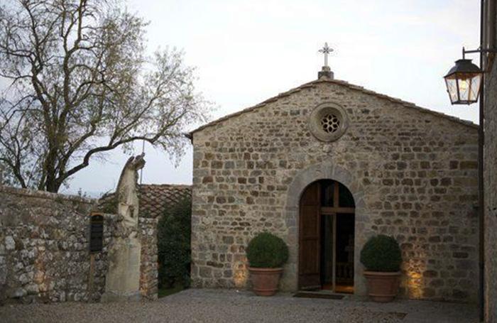 La Chiesa di San Michele (Castiglione del Bosco)