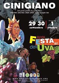 Cinigiano, Festa dell'Uva 2016
