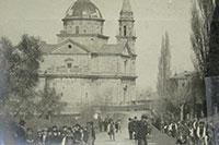 San Biago, Montepulciano, foto storica