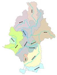 Bacini idrografici